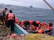 Thaïlande: 13 corps trouvés dans un naufrage à Phuket