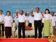 Le Cambodge lance la campagne électorale pour les 6es législatives
