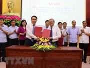 VNA et Bac Ninh collaborent à la promotion de leur image
