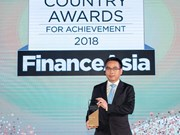 Vietcombank élue meilleure banque du Vietnam en 2018 par FinanceAsia