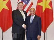 Le PM veut renforcer les liens entre le Vietnam et les États-Unis
