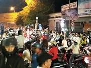 Ninh Thuan: quatre personnes poursuites pour porter atteinte à l'ordre public