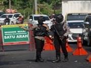 L'Indonésie intensifie la sécurité avant les Jeux asiatiques