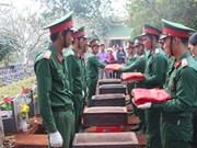Vietnam : 11.500 restes des martyrs retrouvés en cinq ans