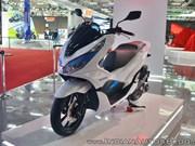 Honda et Yamaha parient sur des modèles de motos hybrides en Thaïlande