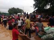 Laos : des centaines de personnes portées disparues suite à l'effondrement d'un barrage