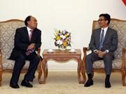 Le vice-PM Vu Duc Dam reçoit le secrétaire général de l'UIT