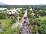 Inondations : Le Vietnam exprime sa sympathie au Cambodge