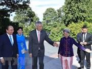 Le Vietnam et Singapour s'orientent vers l'avenir