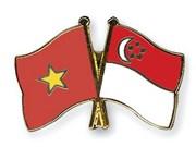 Félicitations à Singapour à l'occasion des 45 ans des relations bilatérales