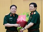 Le général de brigade Lê Dang Dung prend les rênes de Viettel