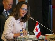 Le Canada souhaite renforcer ses relations avec l'ASEAN