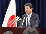Le Japon salue l'intérêt du Royaume-Uni pour le CPTPP