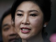 La Thaïlande demande au Royaume-Uni d'extrader l'ex-PM Yingluck