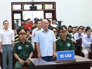Le procès de Dinh Ngoc Hê et ses complices : l'heure du verdict