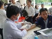 Hô Chi Minh-Ville: 2.000 personnes soumises au dépistage de l'hépatite B et C