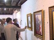 Une exposition d'art encourage la compréhension entre les nations du Mékong