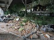 Séisme en Indonésie: au moins 82 morts et des centaines de blessés
