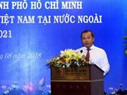 Soutien du développement des communautés vietnamiennes à l'étranger
