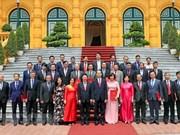 Le président demande de promouvoir la diplomatie économique