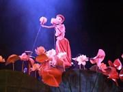 Festival de marionnettes du Vietnam à Ho Chi Minh-Ville