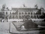 Hue: Projet de restauration du palais Kien Trung