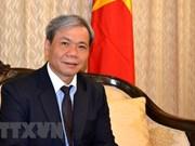 Développement heureux des relations vietnamo-indiennes