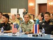 Conférence sur l'enseignement de l'anglais dans des écoles anglophones militaires