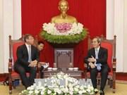 Le Vietnam souhaite coopérer avec l'Australie dans la réponse au changement climatique