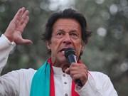 Félicitations aux nouveaux dirigeants du Pakistan