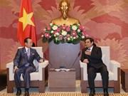 Le Vietnam et le Japon renforcent l'amitié parlementaire