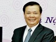 AN : Dinh Tiên Dung nommé ministre des Finances