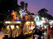 L'anniversaire du Bouddha célébré à Hanoi et à HCM-V