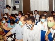 Le Vietnam a 1.576 cas de grippe A/H1N1