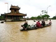 Typhon Ketsana : Aide du gouvernement aux sinistrés