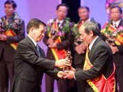 Les hommes d'affaires vietnamiens à l'honneur