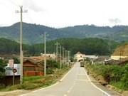 Prêts de la BM pour l'électrification rurale de Ca Mau
