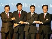 Le PM vietnamien au Sommet de la Commission du Mékong