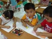Hue : la FHF finance une école maternelle