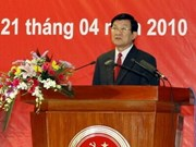 Hanoi : Célébration du 140e anniversaire de V.I. Lénine