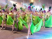 Ha Long: 500.000 visiteurs à la Fête du tourisme