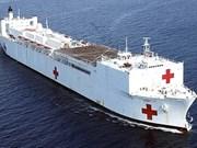 Le navire-hôpital USNS Mercy se rendra au Vietnam