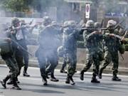 """La Thaïlande rejette la médiation de l'ONU avec les """"rouges"""""""
