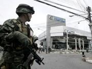 Thaïlande: levée de l'état d'urgence dans 6 provinces