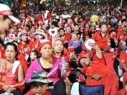 """Thaïlande : nouvelles manifestations des """"chemises rouges"""""""