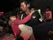 Près de 350 morts dans une bousculade lors de festivités à Phnom Penh