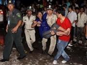 Fin de l'enquête sur la bousculade meurtrière à Phnom Penh
