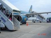Premiers vols entre l'extrême-orient russe et le Centre Vietnam