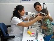 Ophtalmologie : Orbis aux côtés des habitants de Yen Bai