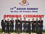 ASEAN : coopération en matière politique et sécuritaire